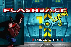 Flashback Legends GBA Prototype