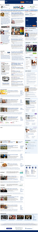 Boston.com at Tuesday Nov. 27, 2012, 6:02 a.m. UTC