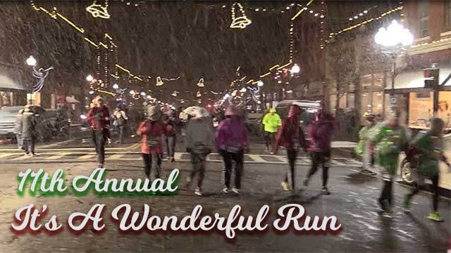11th Annual It's A Wonderful Run (Official Race Video)