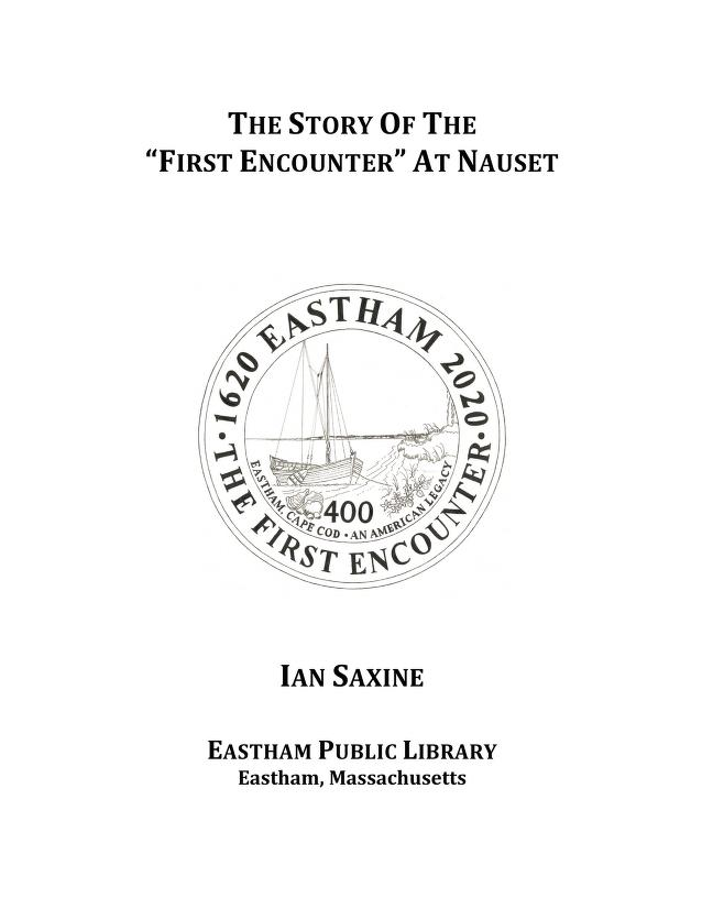 The story of the First Encounter at Nauset