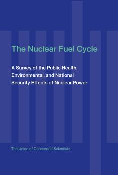 Cover of: The Nuclear Fuel Cycle | Union