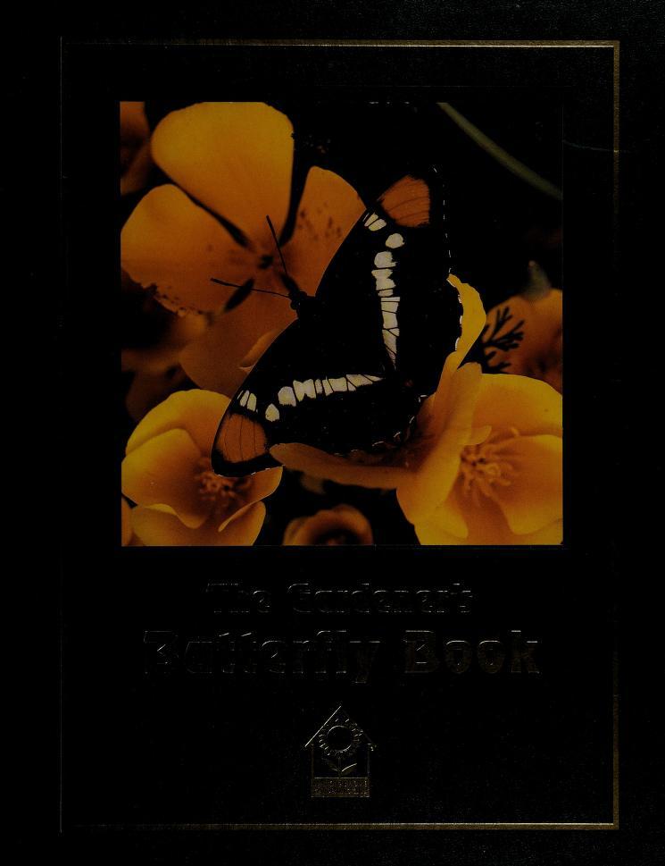 The gardener's butterfly book by Alan Branhagen