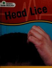 Cover of: Head lice | Angela Royston