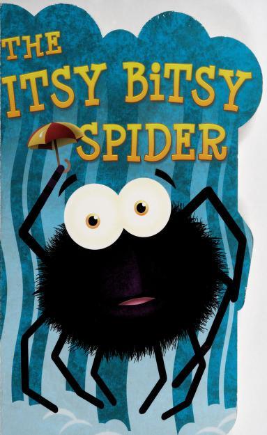 The itsy bitsy spider by Charles Reasoner