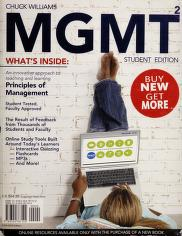 Cover of: MGMT   Chuck Williams